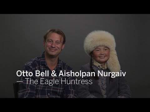 OTTO BELL & AISHOLPAN NURGAIV | THE EAGLE HUNTRESS streaming vf