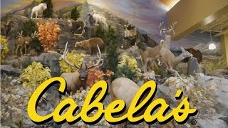 Tour of Cabela's