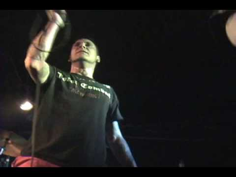 BARE KNUCKLE CONFLICT play that funky music (white cherry cover)&the fall 10-6-07