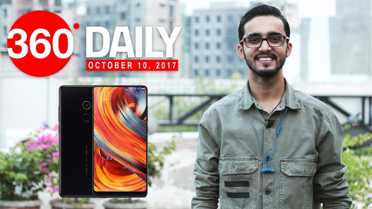 "Xiaomi launched the bezel-less Mi MIX 2 in India on Tuesday priced at Rs. 35,999. Powered by the Snapdragon 835 alongside 6GB of RAM, and a 5.99-inch 18:9 full-HD+ display, the phone is the global successor to last year's concept Mi MIX that was only launched in China. The Mi MIX 2 has support for 43 LTE bands to allow you to take the phone anywhere you like.Owing to its design, the 5-megapixel front camera on the Mi MIX 2 is placed at the bottom, and the ear speaker is located on the back using a 'hidden sound-guided' one that resonated sound through the display. There's a 12-megapixel sensor at the back, a 3,400mAh battery inside, and dual-SIM support. The Mi MIX 2 will be available via Flipkart and Mi.com in a ""preview sale"" on October 17, with a general sale in the first week of November.OnePlus 5T with 18:9 display might be a thingAccording to a report by GizmoChina, OnePlus will launch a modified version of its latest flagship in the OnePlus 5T, just like i.."