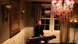 Sia - Chandelier Piano Cover by Jonny May