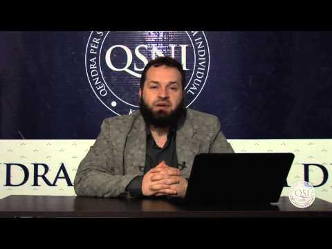 Ibadeti në rrethana të ndryshme - Muhamed Dërmaku