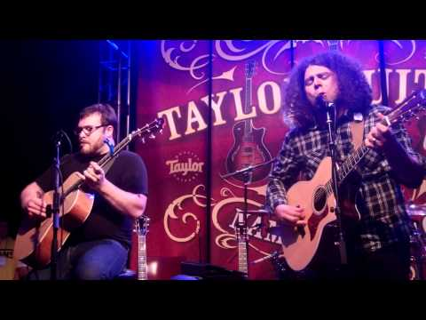 Coheed and Cambria-New Song (Cursed?) NAMM 2011