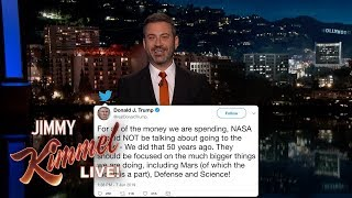 Donald Trump Thinks the Moon is a Part of Mars