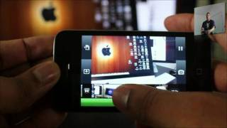 iMovie for the iPhone 4