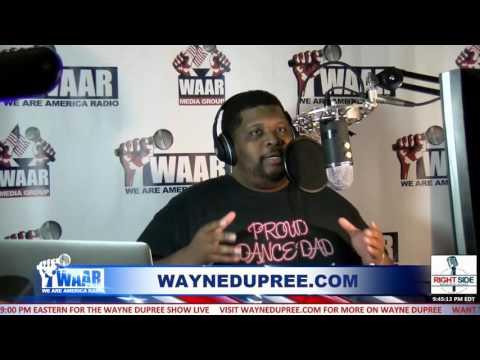 President Bill Clinton Calls The Wayne Dupree Show (6-29-16)