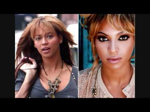 Celebrities Without Makeup!! HD Music Videos