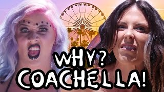 5 Types of Girls At Coachella - MUSIC VIDEO!