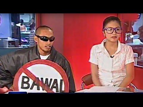 Meet 'Tina Tama' and 'Boy Bawal' #Halalan2013