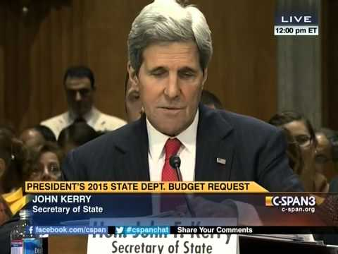 John Kerry: I May Fail