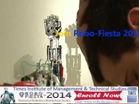 Robotics Engineering   Man Controls Robotic Hand with Mind