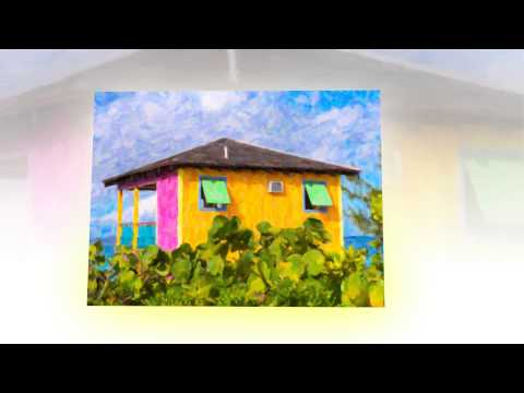 Caribbean Digital Painting