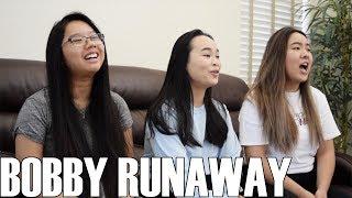 Bobby- Runaway (Reaction Video)