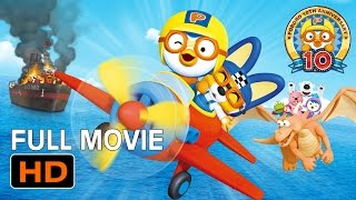 🎥[CC] The Pororo Movie - Porong Porong Rescue Mission | Kids Movie (ENG Subtitles)