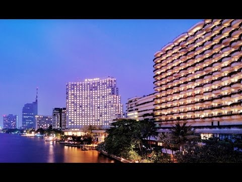 Airport Transfer Shangri La Hotel Bangkok Video