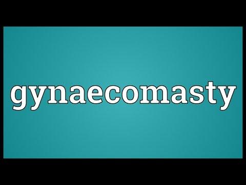 Header of gynaecomasty