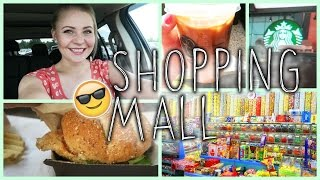 SHOPPING MALL in Amerika! - Forever21, Starbucks & Co. | Vlog