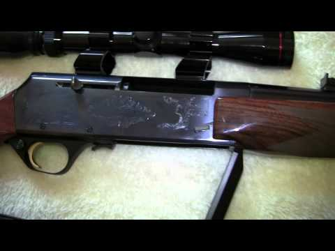 My Guns. Browning BAR .300 Win Mag. Best Rifle Ever.