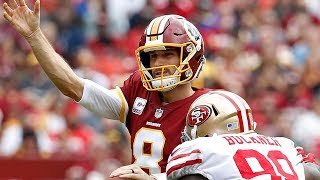 QB Kirk Cousins Signs $84 Million, Fully-Guaranteed Deal With Vikings   Stadium