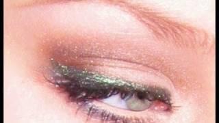 Everyday Neutral Eyeshadow Tutorial with Emerald Green Eyeliner