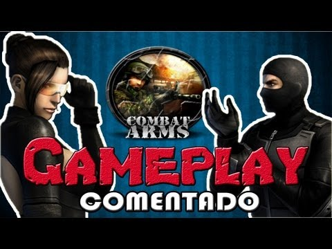 Combat Arms Gameplay (com. ao vivo)