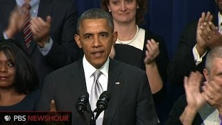 Obama launches campaign to resell health care law to the public