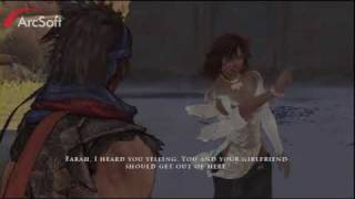 Prince Of Persia PS3 Gameplay Part 1