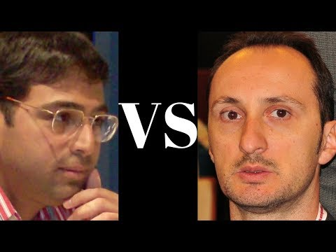How to destroy counterplay! Viswanathan Anand vs Veselin Topalov - World Candidates 2014