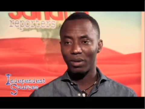 Profile of Omoyele Sowore, Founder of Sahara Reporters