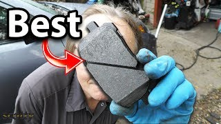 The Best Brake Pads in the World and Why | Scotty Kilmer