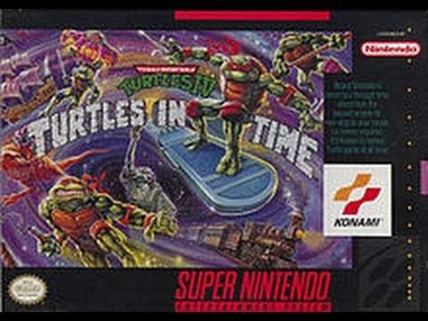 TMNT IV: Turtles In Time - Alleycat Blues