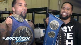 The Usos aren't into playing games: WWE Backlash Exclusive, May 21, 2017