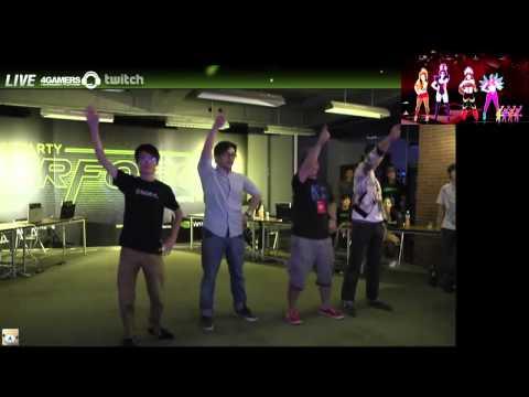 六嘆鳥屎玩just Dance 2014 08 30 video