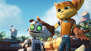 Ratchet and Clank The Movie (Greek Fan Made )