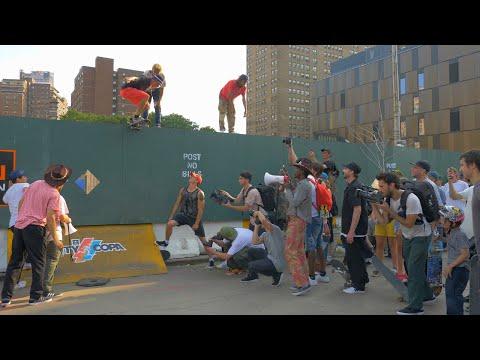 PREMIERE: CITY COPA NYC 2018