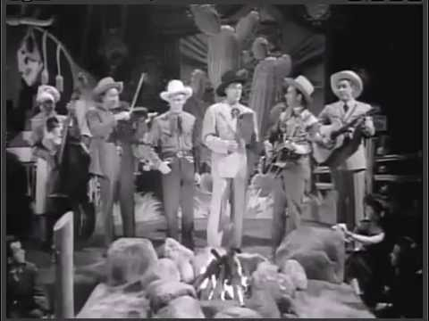 Tumbling Tumbleweeds   Sons of the Pioneers with Roy Rogers