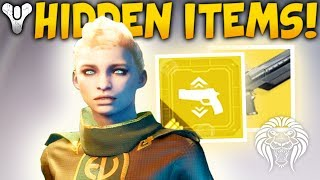 Destiny 2: HIDDEN MISSION & EXOTIC MODS! Classified Items, Birthday Gift, EDZ Activity & Exotics