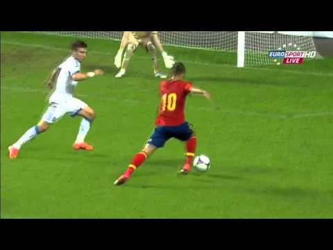 Jesé Rodríguez - MVP and top scorer - U19 EURO 2012