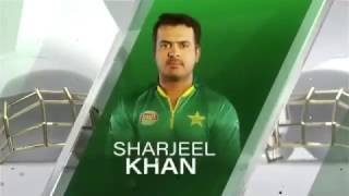 Sharjeel Khan 74 vs Australia || 4th ODI 2017  HD