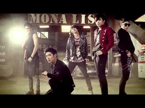 [HD 720p] MBLAQ - Mona Lisa MV ENG/ROM SUB