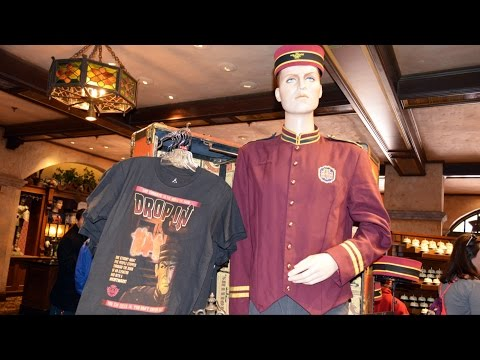 Twilight Zone Tower of Terror Shop Tour with NEW Merchandise and Props, Disney's Hollywood Studios
