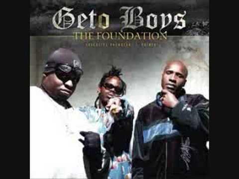 The Geto Boys - Raise up Bitch