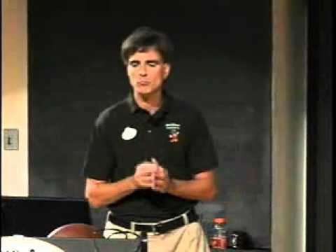 """Excerpts from Dr. Randy Pausch's Last Lecture: """"Really Achieving Your Childhood Dreams"""""""