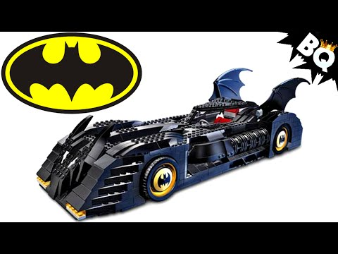 LEGO Batman UCS Batmobile 7784 Build & Review
