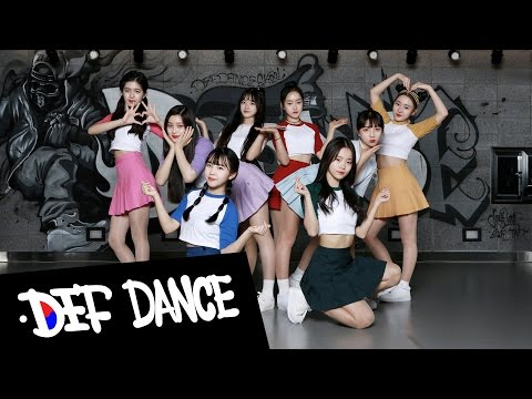 Produce101(프로듀스101) 7 Go Up (세븐고업) - Yum Yum(얌얌) KPOP DANCE COVER / 데프수강생 월말평가 방송댄스 안무 Defdance