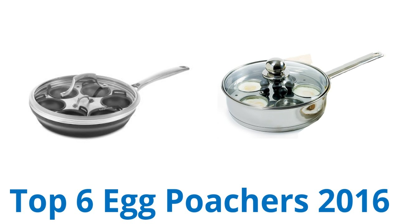 6 Best Egg Poachers 2016