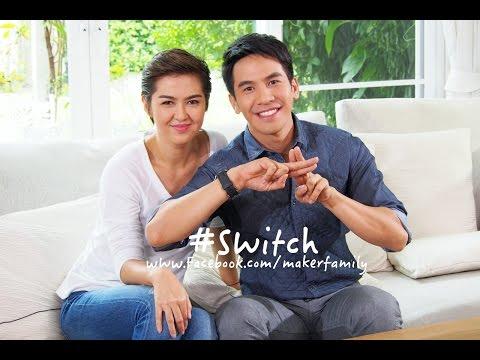 รายการ #Switch EP55 : โป๊ป-ธนวรรธน์ [ออกอากาศ 20/10/58]