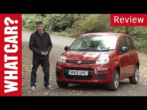 2013 Fiat Panda review - What Car?