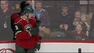 NHL Fan Interactions