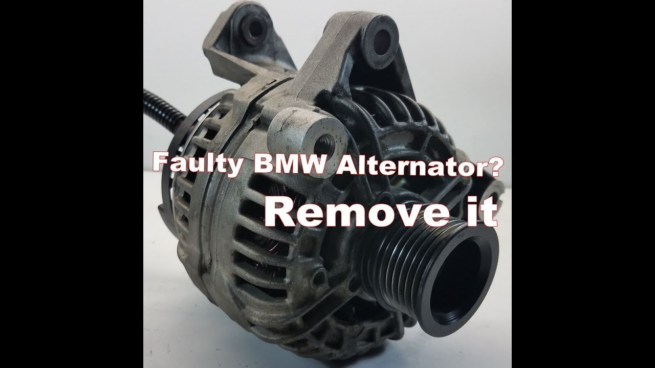 Bmw 2004 X3 Alternator Location Bmw Free Engine Image